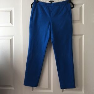 J. Crew Cameron Slim Crop Pants